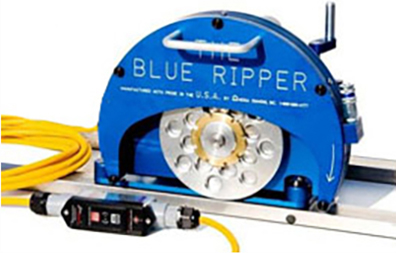 Blue Ripper Rail Saws