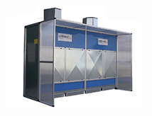 Dust Collection Booths