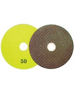"4"" Diarex Pro Series Electroplated/Resin Polishing Pads"