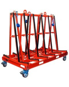 """ABACO OSA7247 ONE STOP A-FRAME 71""""X43""""X62"""" 2200# CAPACITY"""