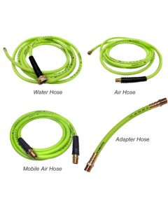 Alpha Air & Water Hose Assembly