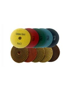 Craftsman's Choice 5-Step Polishing Pads