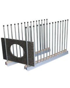 Slab Rack: Groves Universal Storage System