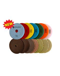 Zenith Wet Polishing Pads