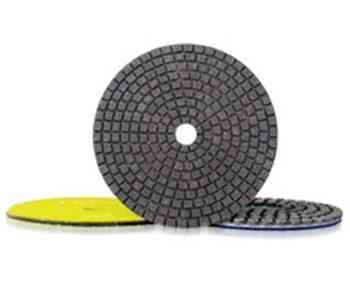 Alpha 7 Step Wet Polishing Pads