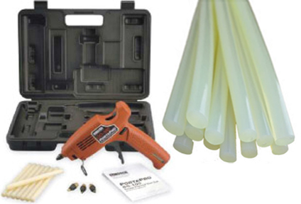 Glue Gun Kit & Glue Sticks