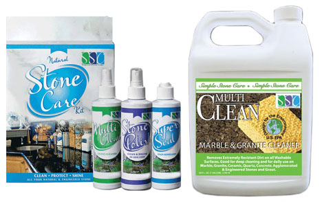 Simple Stone Care Cleaners