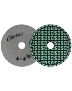 "4"" Dongsin Cactus Four Step Polishing Pads"