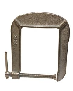 "4"" ECONOMY C-CLAMP 1100 LBS LOAD LIMIT"