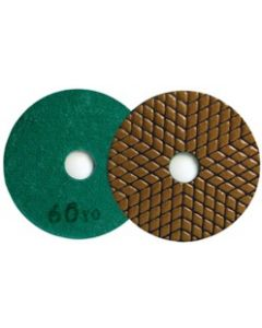 "4"" Diarex Legend Dry Polishing Pads"
