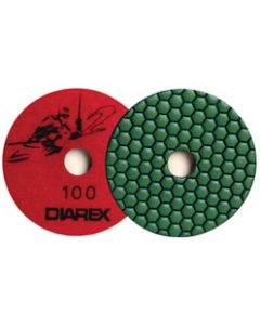 "4"" Diarex Assassin II Dry Polishing Pads"