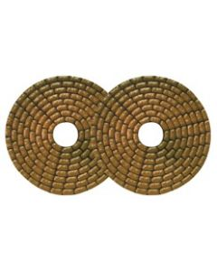 "4"" Cyclone Dryflex Polishing Pads"
