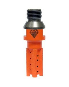ADI UHS FINGERBIT, ORANGE, 22x35mm, 1/2 GAS