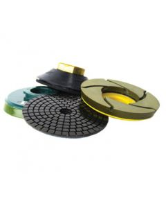 Alpha Turboshine Flexible Pads