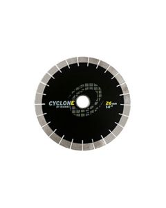 Cyclone High Speed Silent Core Blades