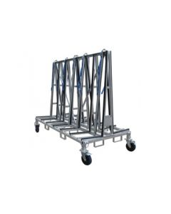 Weha Large Double Sided A Frame Transport Cart