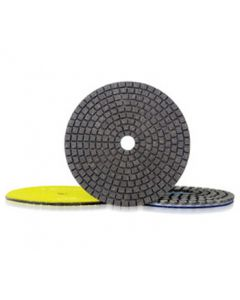 4-Inch Alpha Ceramica Polishing Pads