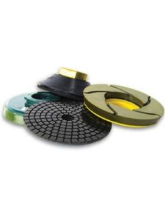 Alpha Turboshine Rigid Pads